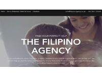 The Filipino Agency - Nannies Needed