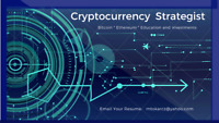 Cryptocurrency Investment Strategist