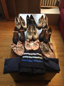 Dance Shoes - Ballet, Ballet Character & Tap