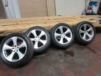 "20 "" KHAN ALLOY WHEELS EXCELLENT CONDITION"
