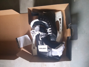 Brand new Bauer hockey skates