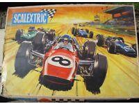 Scalextric Racing Cars Vintage