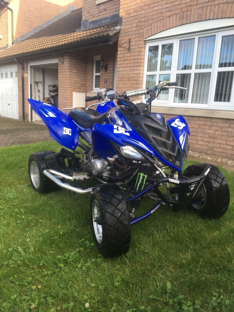Yamaha raptor 700 cc in haltwhistle northumberland for Yamaha raptor 50cc