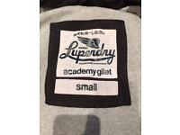 Small superdry gilet