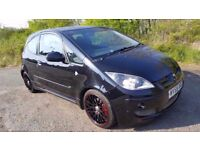 **Rare**Mitsubishi Colt CZT 1.5 TURBO **YEARS MOT**LOW MILES**ALLOYS..STAINLESS STEEL EXHAUST...