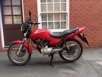 Honda CG125 2004