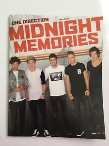 One Direction Midnight Memories Book