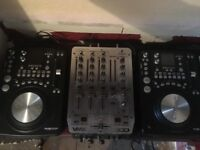 Citronic CDJ Package