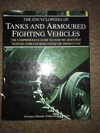 Tanks and AFV encyclopaedia