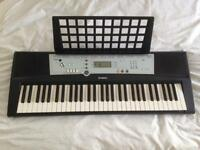 YAMAHA YPT-200 Keyboard with Book and Music Stand
