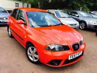 Seat Ibiza full year mot ideal first or family car nationwide delivery 1295