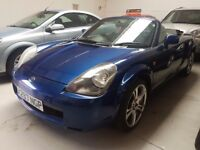 Toyota MR2 P/x To Clear, Great Looking Car, Mot, Hpi Clear.