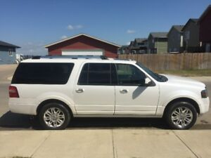 2011 Ford Expedition Limited SUV, Crossover
