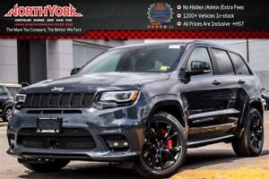 2017 Jeep Grand Cherokee New Car SRT|4x4|Sig.Leather,TrailerTow,