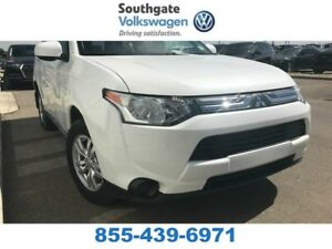 2014 Mitsubishi Outlander ES | Bluetooth | Low Kilometers
