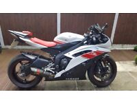 Yamaha R6 Fully Loaded excellent condition