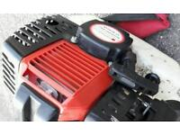 Petrol engine strimmer