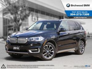 2016 BMW X5 Xdrive35i Premium Package Enhanced