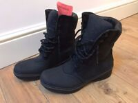 THE NORTH FACE WATERPROOF and HEAT SEEKER BOOTS, brand new