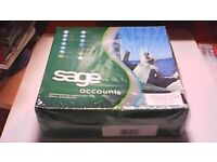 SAGE INSTANT ACCOUNTS V10 (WINDOWS) CD BOX SET-SEALED-BOOKKEEPING MADE EASY FOR SMALL BUSINESSES