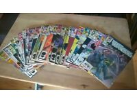 28 Marvel Bronze Age Comics (Full run of New Defenders)