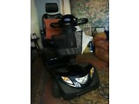 Mobility Scooter, Invacare Comet. Robust outdoor scooter. Excellent condition.