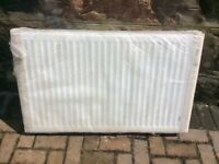 New 1000mm X 600mm double radiator