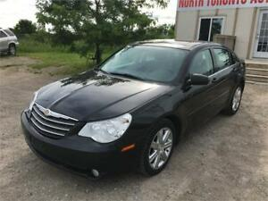 2010 CHRYSLER SEBRING TOURING - LEATHER - SUNROOF - HEATED SEATS