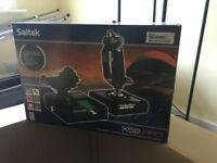 Saitek X52 Pro Flight Sim Joystick - Very good condition in original box