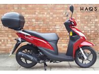 Honda Vision 110cc (64 REG), In Excellent Condition, Low Mileage!