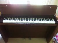 pianette Evestaff piano for free