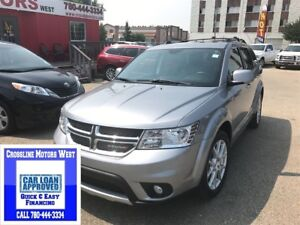 2017 Dodge Journey GT LOADED NAVI LEATHER SUNROOF  PRICED TO SEL