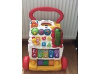 VTech Baby First Steps Baby Walker