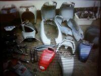 piaggio b125 beverly 125 parts spares