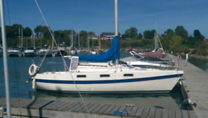 Tanzer 7.5 sailboat