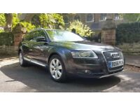 2006 AUDI A6 3.0 ALLROAD TDI QUATTRO AUTO 1 OWNER FULL HISTORY ESTATE TOP SPEC SATNAV REVERSE CAMERA