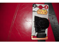 "NEW ""STAR WARS"" BLACK BELT COST £7.00 GREAT FOR STAR WARS FANS"