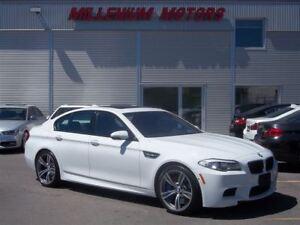 2012 BMW M5 BMW CPO WARRANTY