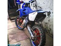 Yamaha yz85 04-05 cr kx rm ktm