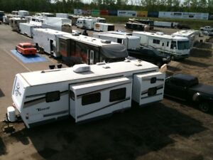 Trade for Motorhome - Fleetwood Terry Bunk House Double Slide.