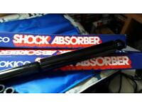 Pair Shock absorber tokico