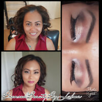 *Certified* Mobile hair and makeup artist