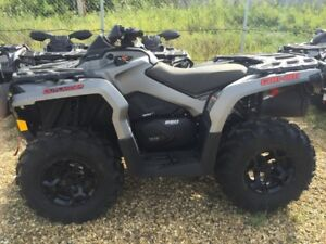 2016 Outlander 650 XT *Blowout Pricing* Financing Available!