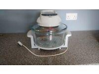 Delta Digital Halogen Oven with Accessories