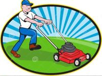 Lawn care and Deck painting