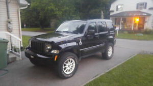2011 Jeep Liberty Sport VUS