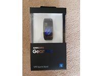 Samsung Gear Fit 2 Smart Watch Large