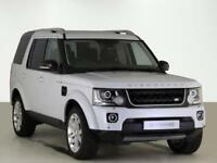 Land Rover Discovery SDV6 LANDMARK (white) 2016-07-20