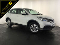 2013 HONDA CR-V SE I-DTEC DIESEL 4WD 148 BHP FINANCE PART EXCHANGE WELCOME