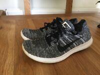 Nike Free Grey Trainers Size 3